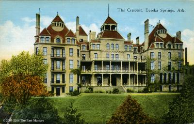 Postcards of Eureka Springs, Arkansas