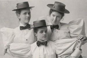 Mount Vernon Seminary Students