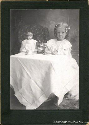Dana Margaret Williams, 2 Aug 1901